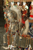myanmar, mandalay: handicraft, marionette poster