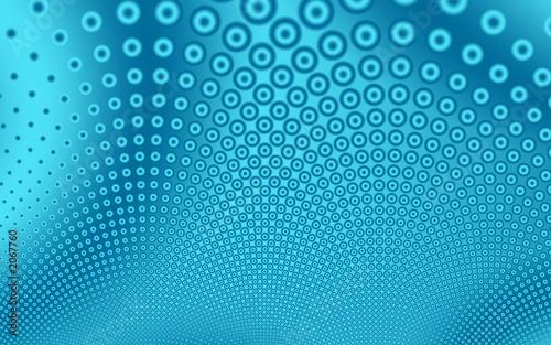 Leinwanddruck Bild fractal17c
