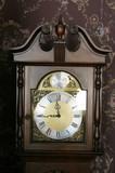 grandfather clock poster