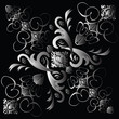 flower tile gothic 1 gradient