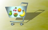 grocery shopping poster