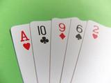 poker - high card poster