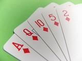 poker - flush poster