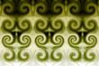 green swirl-3