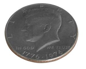 1976 half dollar