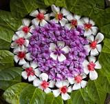 flower arrangement 1 poster