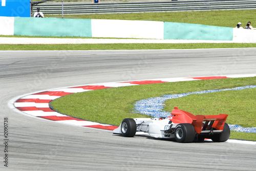 Foto op Canvas Snelle auto s a1 grand prix racing