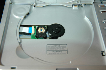dvd laser