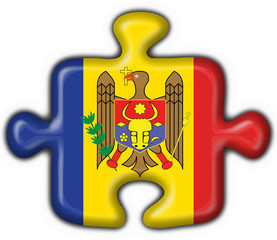bottone puzzle moldavo - moldova button flag