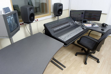 audio editing unit