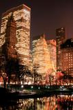 central park and manhattan skyline, new york city - 2096363