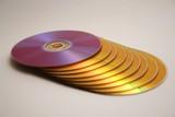 copmpact discs poster