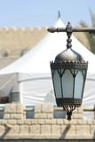 old arabic lamp, dubai poster