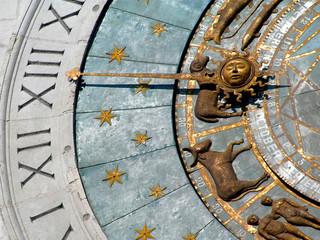 orologio zodiacale
