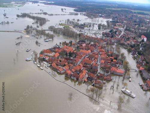 hochwasser hitzacker - 2104346