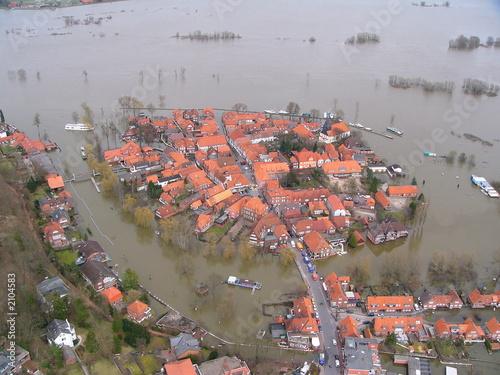 hochwasser hitzacker - 2104583