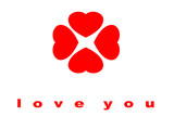 love you poster