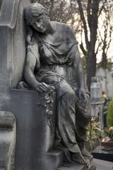 cimetière 1 - couleur