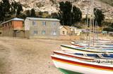 isla del sol boats poster