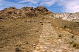 mountain stone trail – isla del sol poster