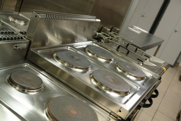 industrial cooking-range
