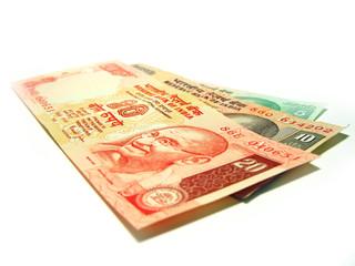 rupien indische währung