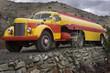 Leinwandbild Motiv truck