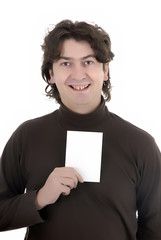 card man