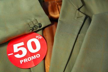 promotion vêtement