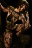 mud woman poster