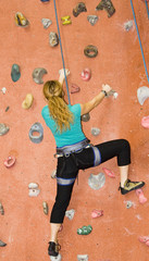 khole rock climbing series a 26