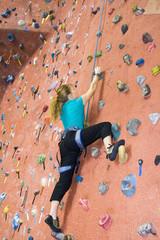 khole rock climbing series a 22