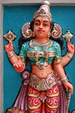 hindu decoration poster