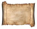horizontal manuscript poster