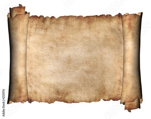 horyzontalny manuskrypt