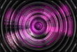 abstract purple hypnotic background