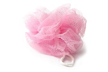 soft pink sponge