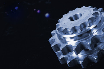 mechanics in space