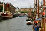 copenhagen canal poster