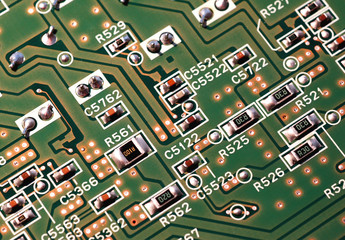 printer circuit board