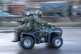 military patrol poster