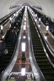Fototapete Rollstuhllift - Business - U-Bahn