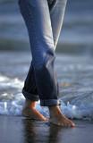 passeggiata al mare poster