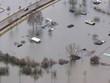 überschwemmung campingplatz