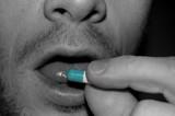 prise de medicament poster