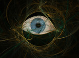 eye of complexity poster