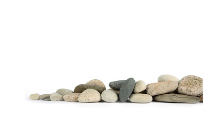 pebble in perspective