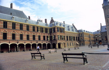 inside the binnenhof