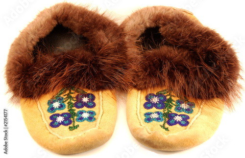 native moccasin