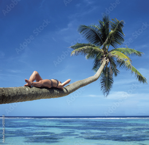 Leinwandbild Motiv beach